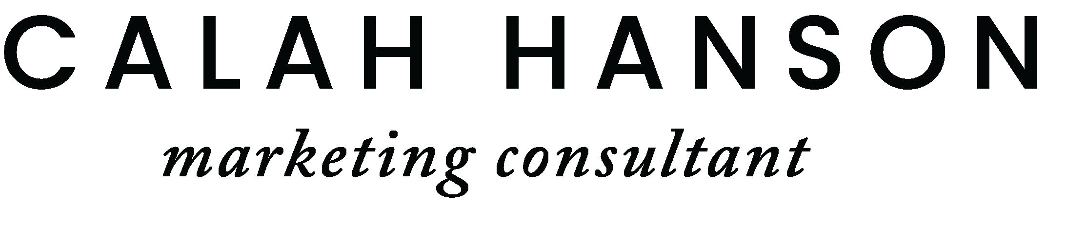 Calah Hanson Boston Consultant